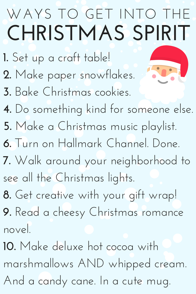 the ultimate christmas spirit Here at babble we all like to jump on board with the christmas cookie baking  spirit and bake our hearts out to that end i've rounded up all of our favorites for.